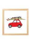 1980 Fiat 500 & 2 Logs, 2 Hulls, 2 Fishes, 1 Mini Simm, and a T&C thruster(circa 1981)