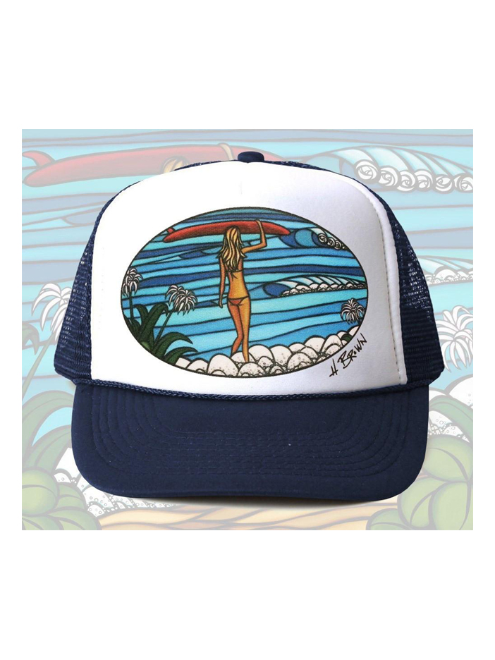 Surf Stroll Trucker Hat